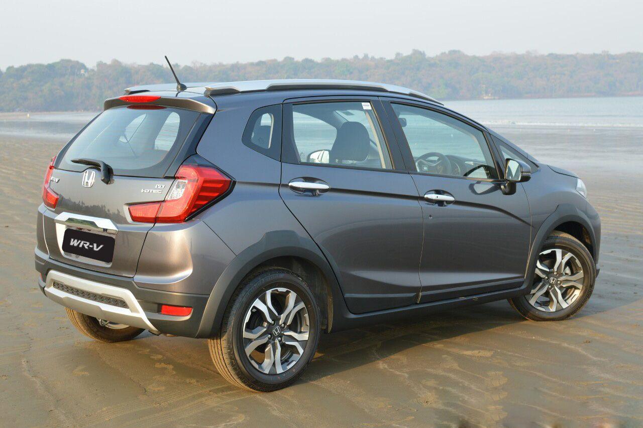 Honda Wr V Price In Kannur Kasargod Honda Automobile Vehicles