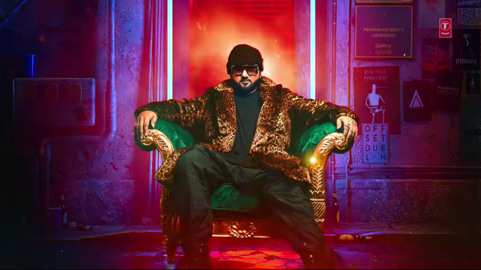 Moscow Mashuka lyrics YO YO Honey Singh Feat. Neha Kakkar