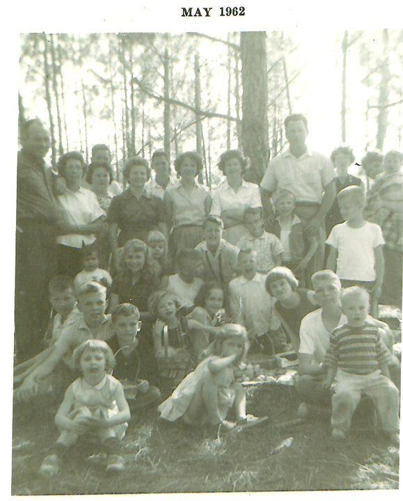 Kessler cousins, Rincon, Ga abt 1964