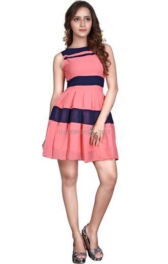 party short teenage girl western dress