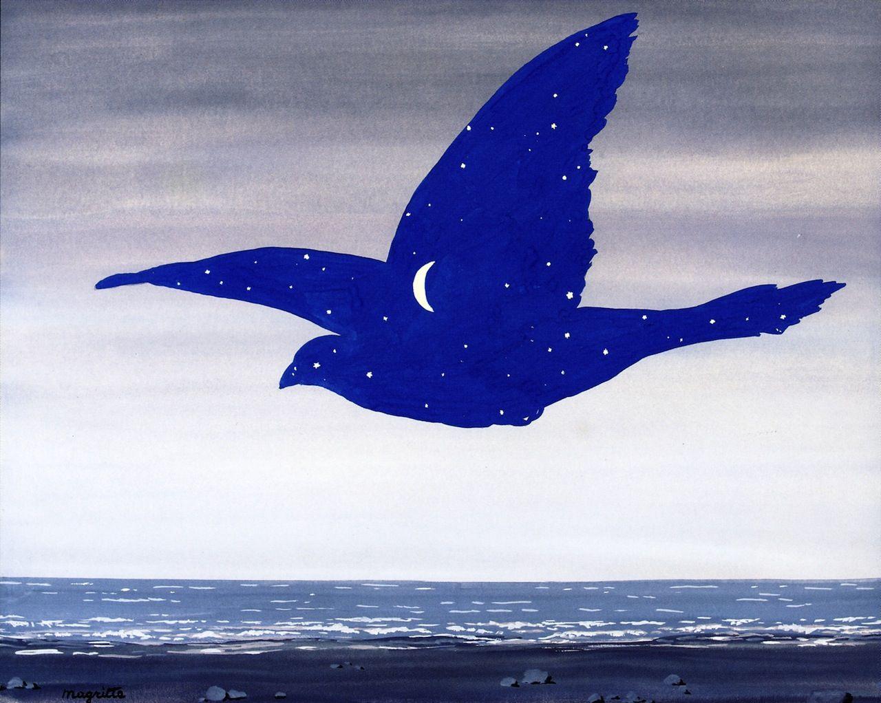 Le Baiserrene Magritte Circa 1957 Rene De Magritte Produccion Artistica Magritte