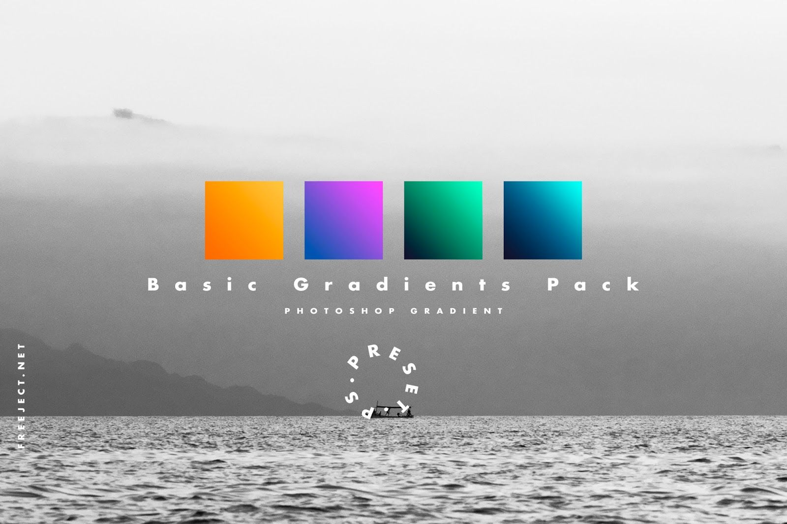 Free Download Basic Gradient Pack GRD File