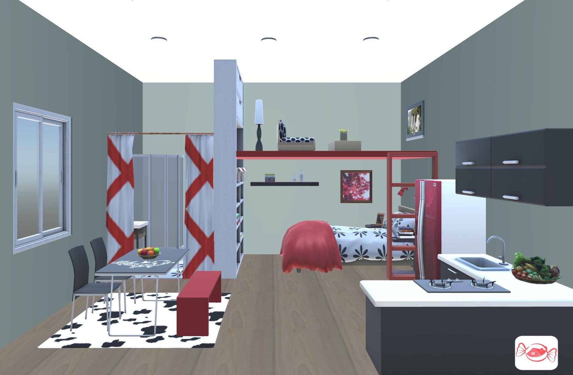 Tiny Home Design Your Own Home 3d Home Design Bedroom Styles