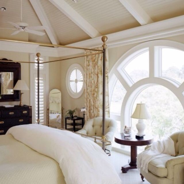 Love This Bedroom I D Build The Whole House Around Window