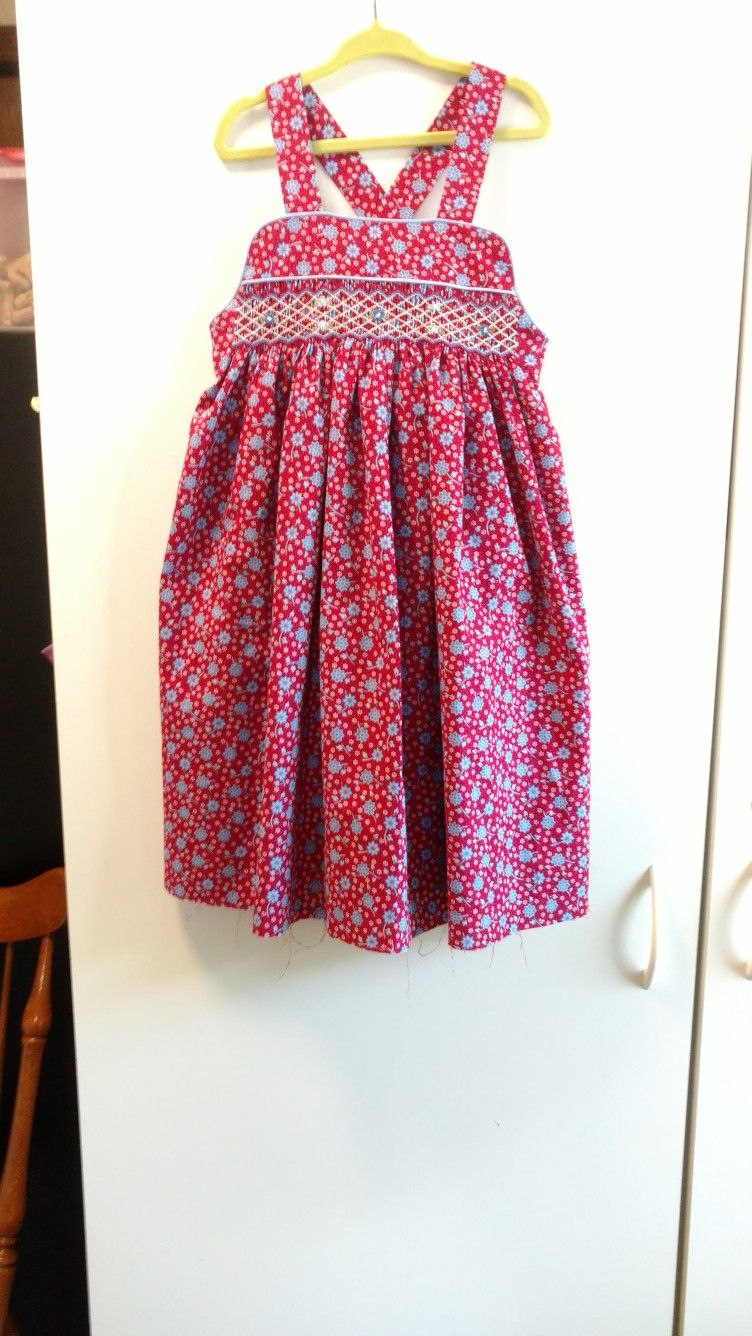 Pin by Linda Pollander on My Smocked Creations Summer