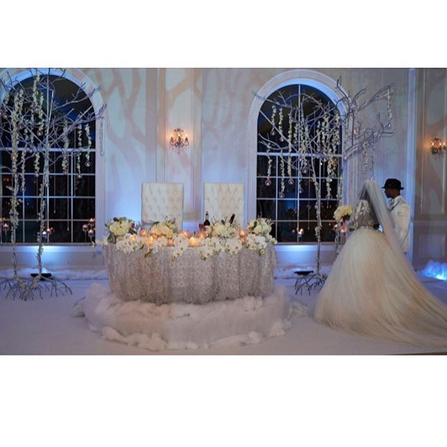 Check Out Remy And Papoose S Exclusive Wedding Photos Exclusive Wedding Black Love Couples Wedding Dress Pictures
