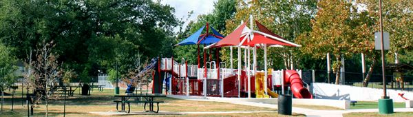 Boundless Playground at Eastwood Park