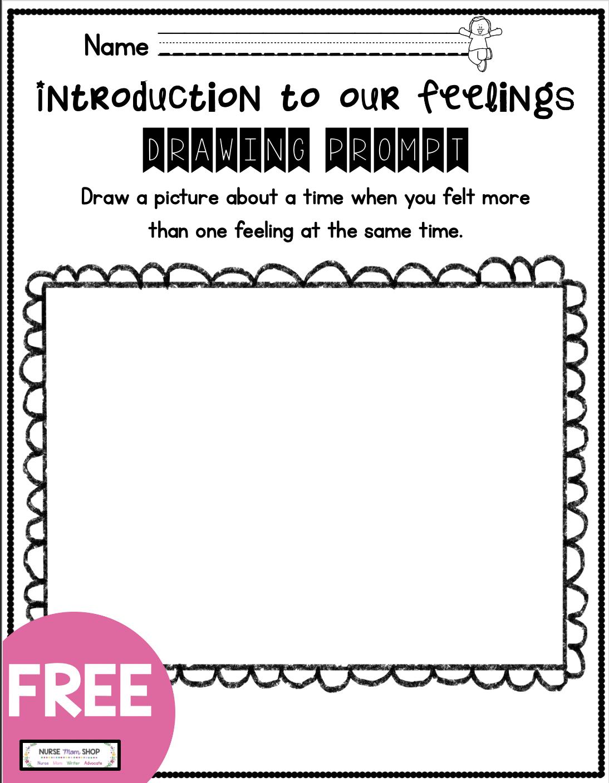 Freebie Understanding Our Feelings In