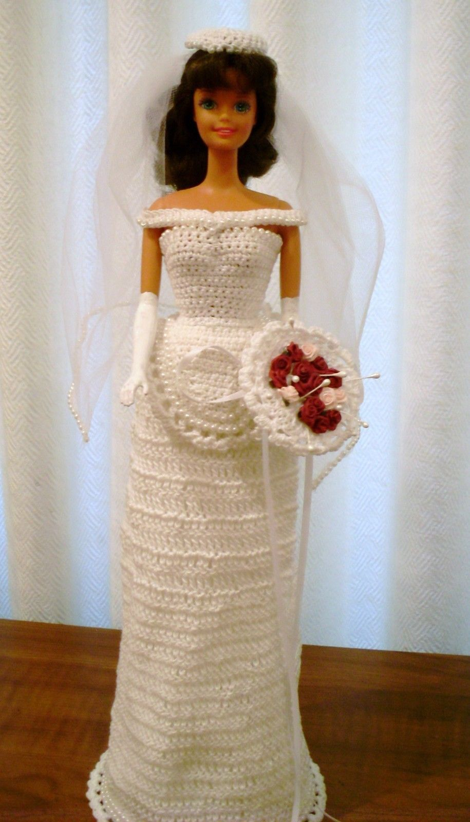 Bride Doll Barbie 2 012 eBay Bride dolls, Barbie
