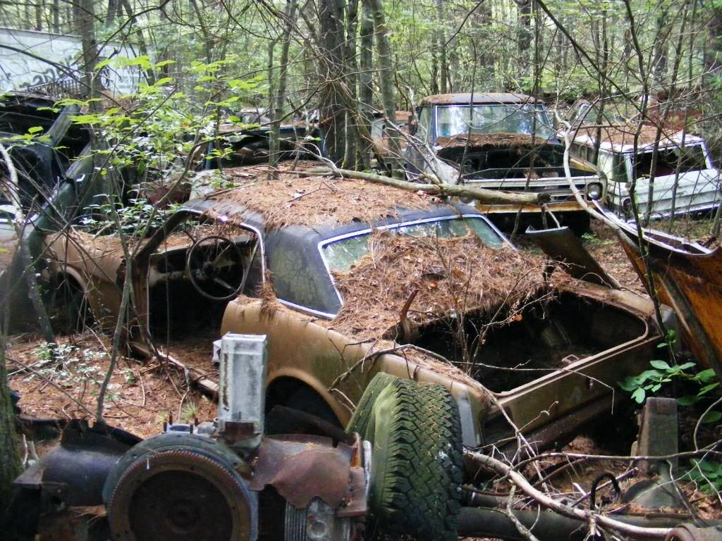 junkyard for cars - Google Search | 5416611134 Warut | Pinterest ...
