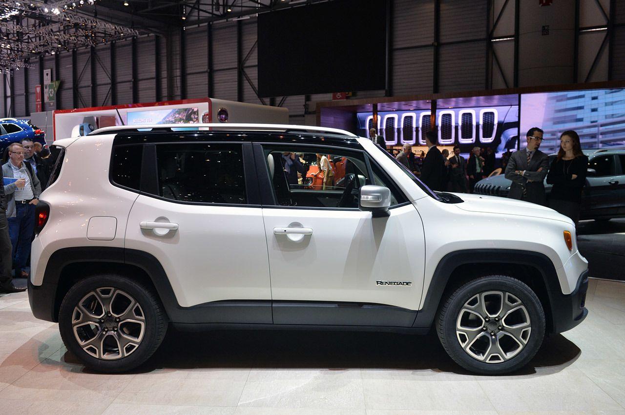 2015 jeep renegade wallpaper