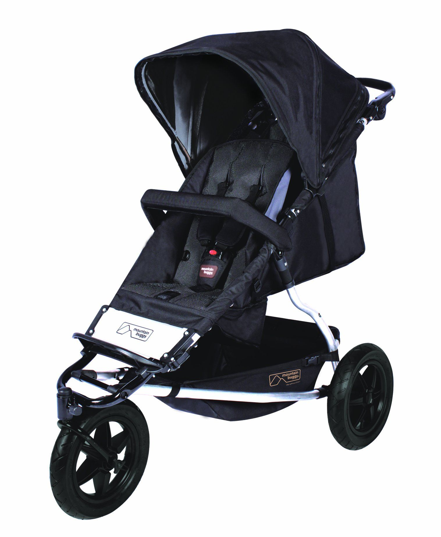 Mountain Buggy Plus One Buggy with Cocoon and