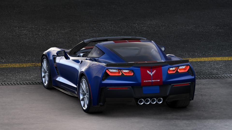 Build Your Own Vehicle Options Corvette grand sport