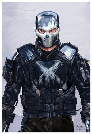 Crossbones | Marvel civil war, Civil wars and Fan art