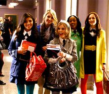 Inspiring picture amanda setton, blair waldorf, dreama walker , gossip girl, jenny, nicole fiscella. Resolution: 400x273 px. Find the picture to your taste!