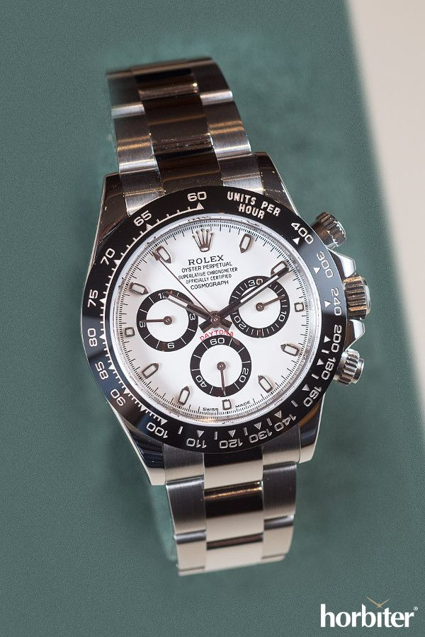 The Rolex Daytona.