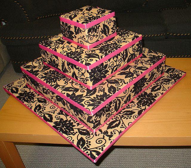 wedding cupcake stands | Wedding cupcake stand | Flickr - Photo Sharing!