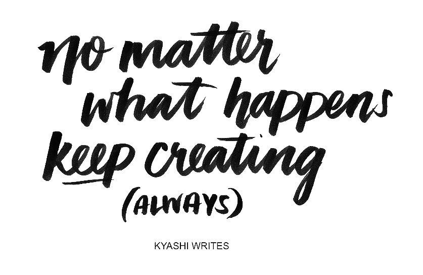 Quotes About Creating