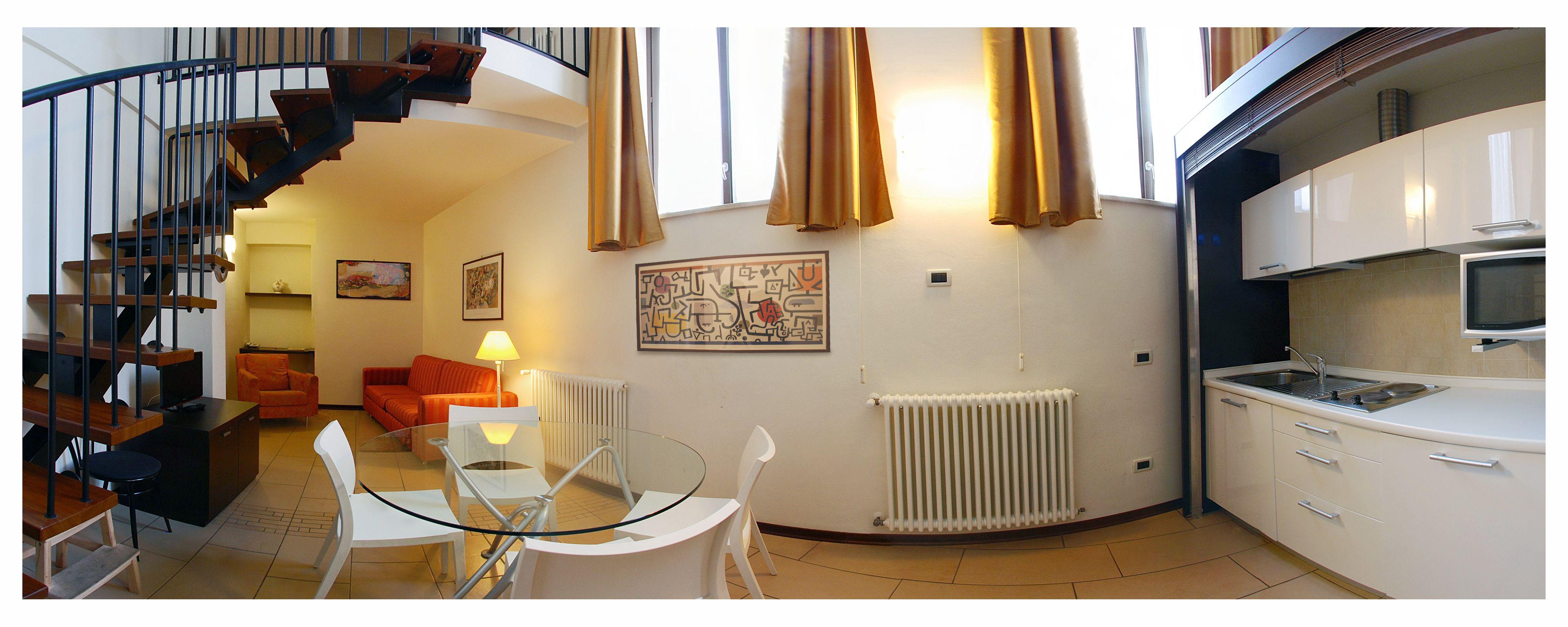 GERANIO - panoramica L\'appartamento Geranio si compone di ...
