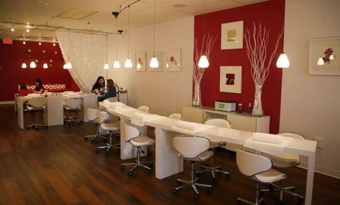 nail salon design ideas home design ideas - Nails Salon Design Ideas
