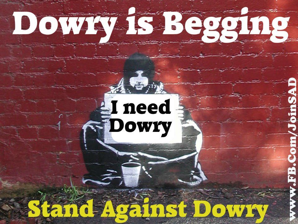 essay on dowries Essays related to dowry 1 dowries were fairly important in the time of pride and prejudice because a husband sometimes wanted a reward for marrying his wife.
