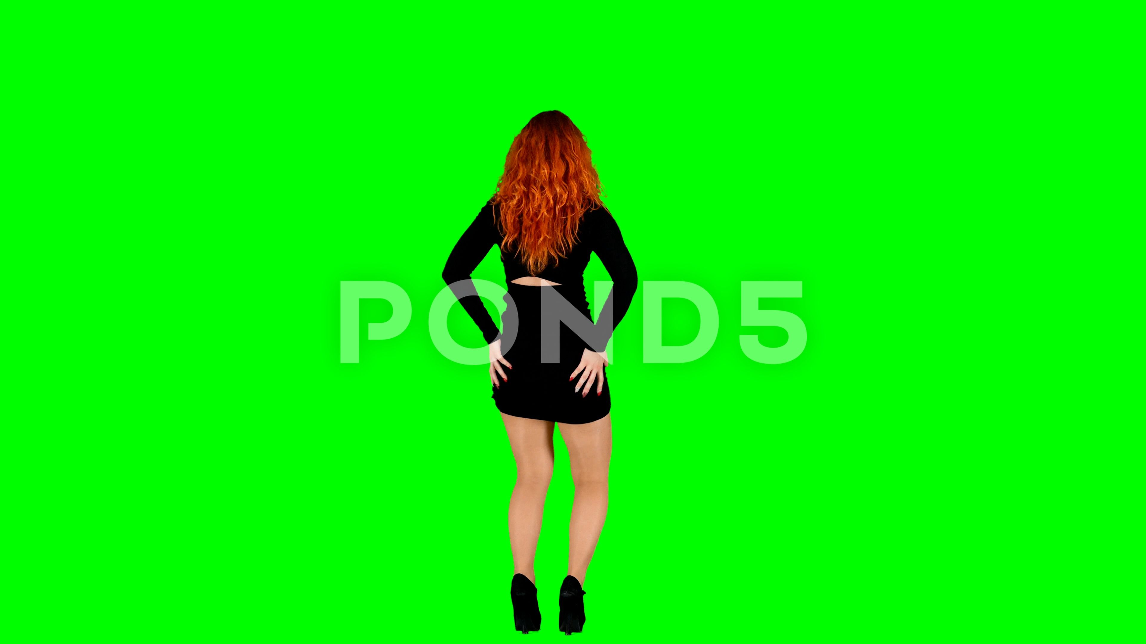 Redhead dancing video excellent porn