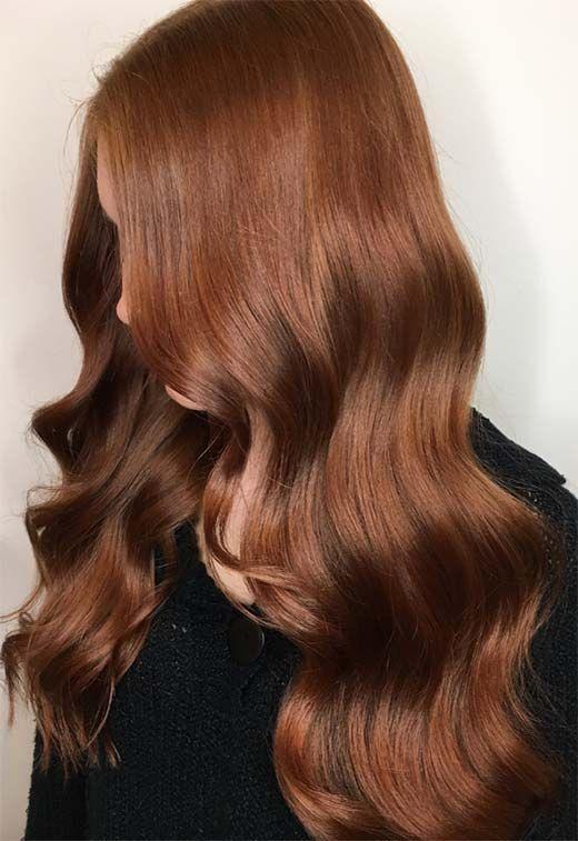 55 Auburn Hair Color Shades To Burn For Auburn Hair Dye Tips