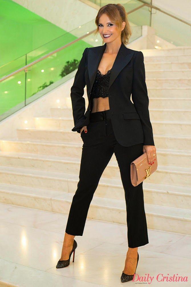 60e1ad0af Cristina Ferreira | Moda Mix de 2019 | Moda para mulher, Looks e ...