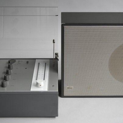 Braun TC 20 (graphite)