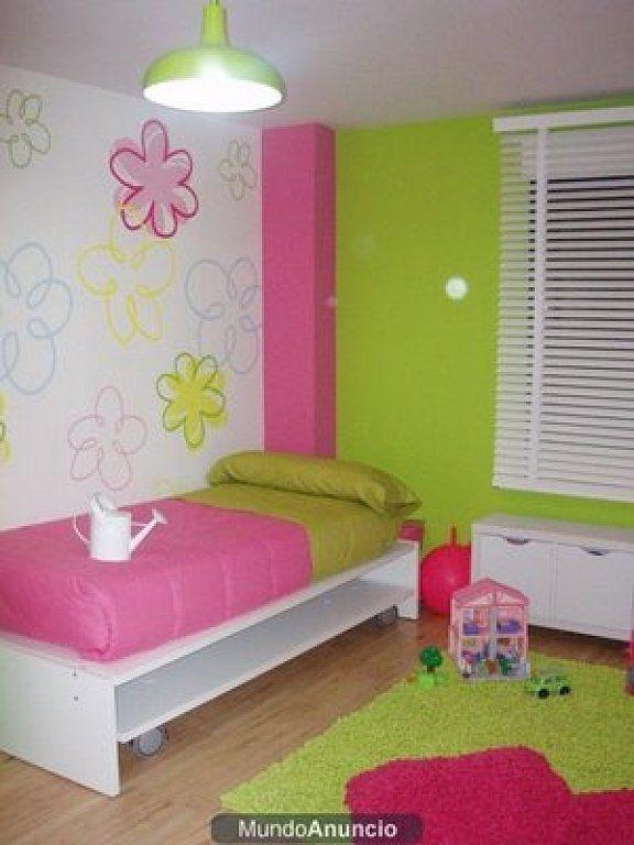 Me ayud is con la habitaci n de mi beb por favor - Decoracion paredes habitacion nina ...