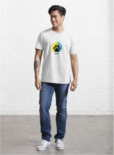 Dog Paw T-Shirt Essential T-Shirt