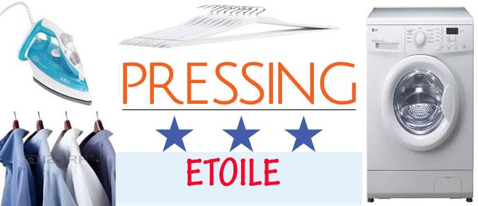 Pressing Etoile Port Bouet Abidjan Ivory Coast Washing