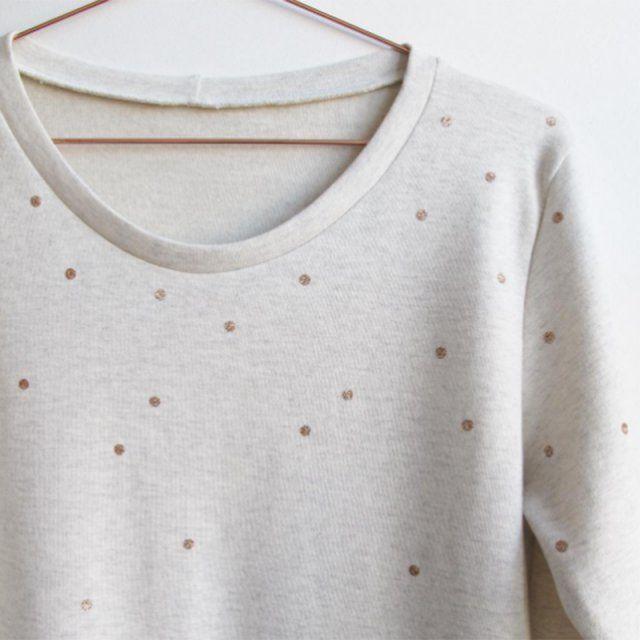 4ff5fed8ae057 Apollon - I am Patterns   patron de couture pour coudre un sweat shirt