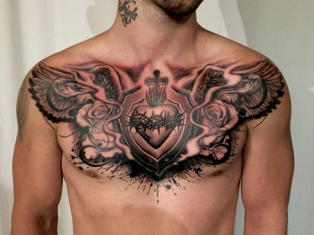 Tattoos For Women Chest Tattoo Men Chest Piece Tattoos Tattoos