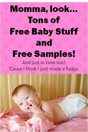 40e10a445 An 8-page series of Free Baby Samples by mail