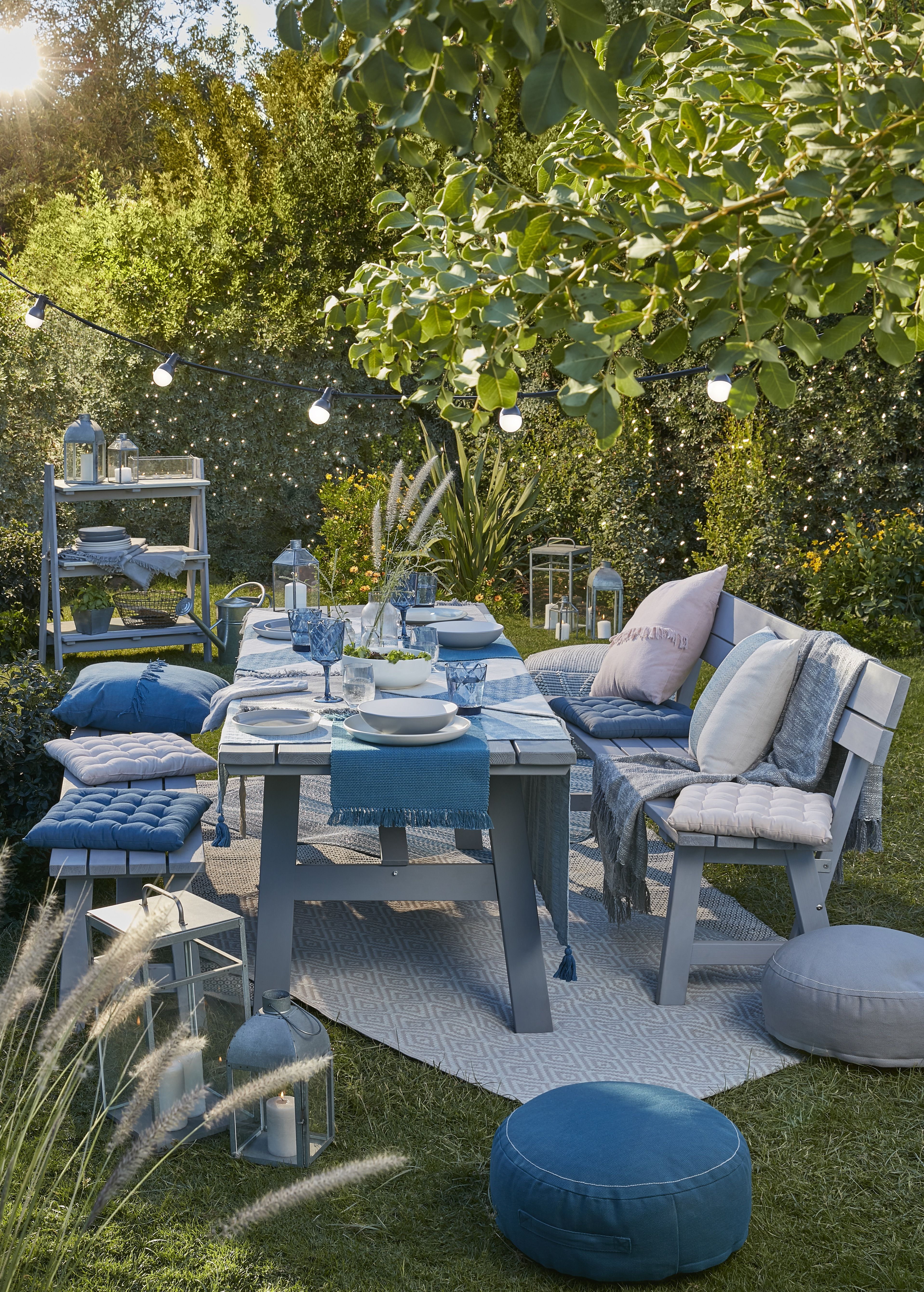 Create a timeless and stylish outdoor space with B&Q's NEW
