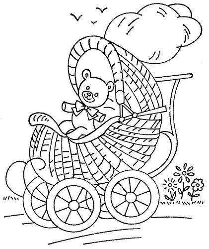 Kinderwagen, Kinder Wagen Und
