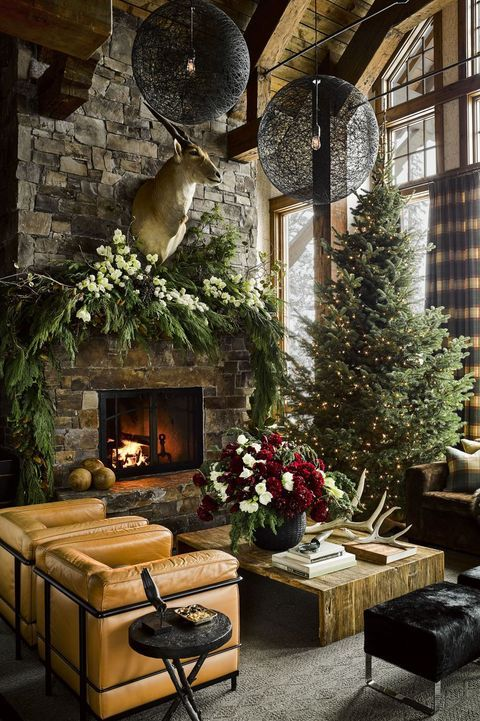 Stone Fireplace Ideas to Ignite Your Own Home Inspo