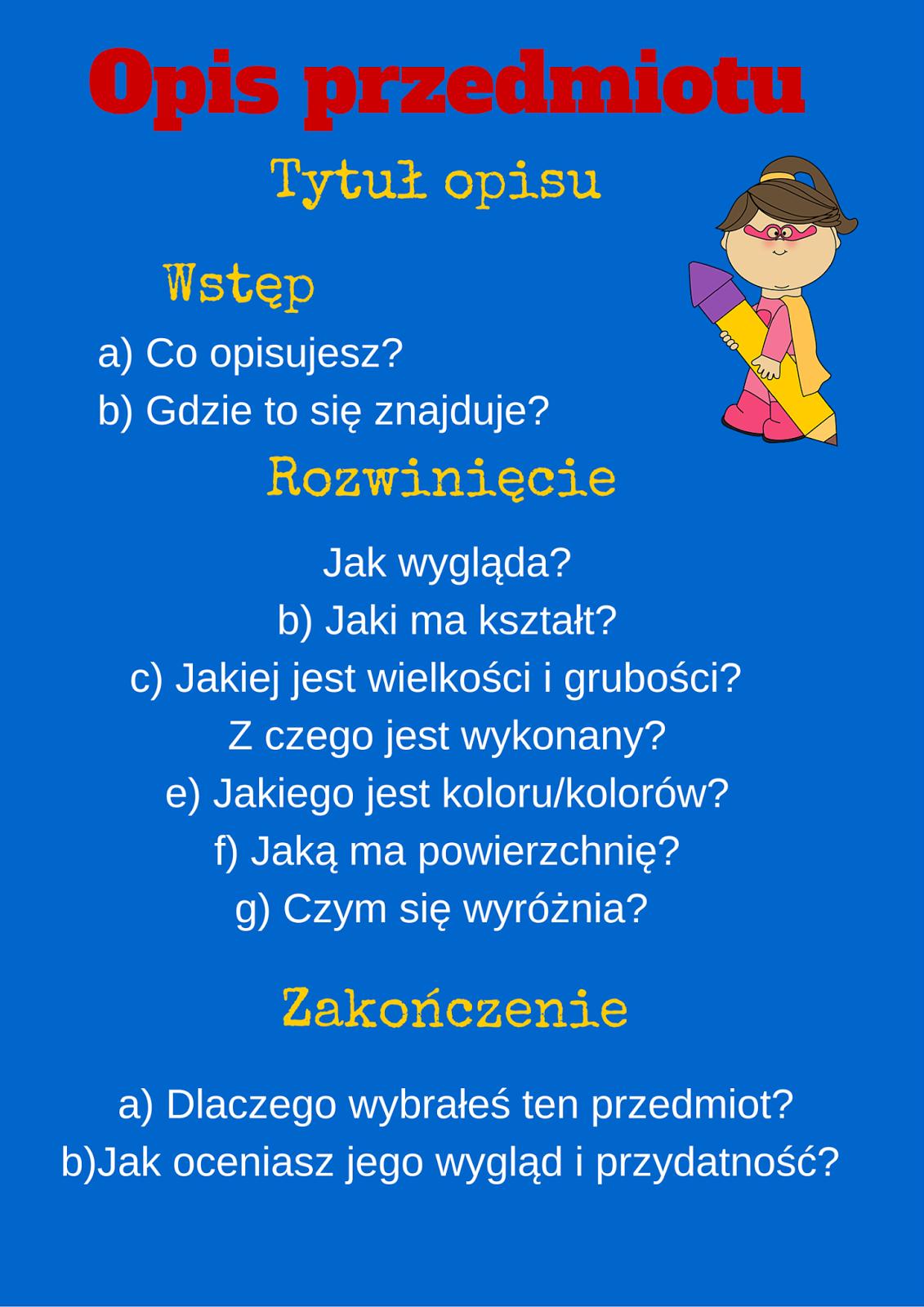 Nauczycielski Blog O Edukacji Wczesnoszkolnej Oraz Wykorzystaniu Tik W Szkole Education Montessori Education Polish Language