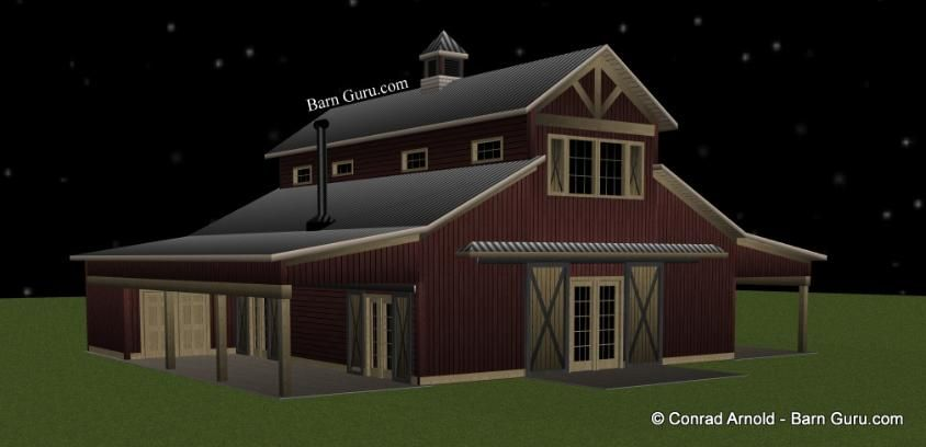 Event Barn Plans #eventingbarn