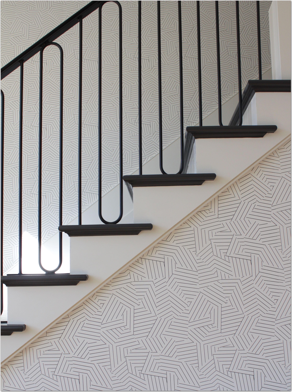 Barandillas de escaleras modernas la elegancia escultrica - Barandillas escaleras modernas ...