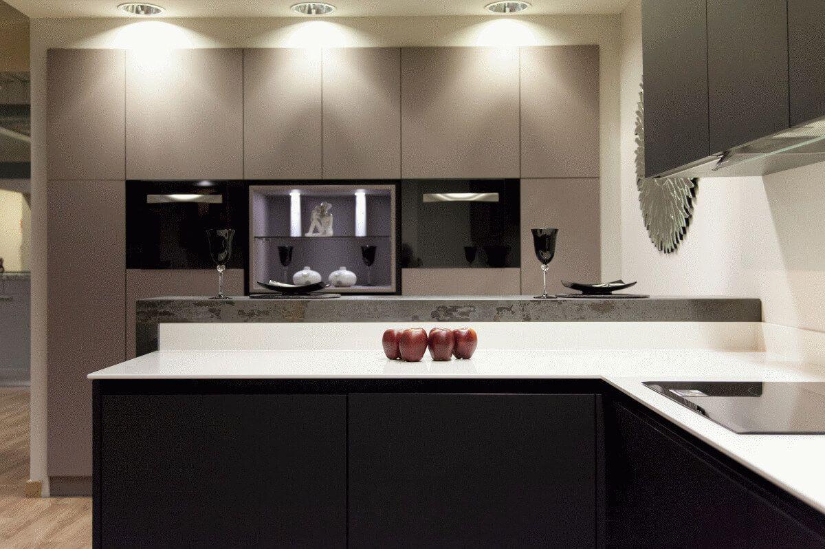 Novedades en muebles de cocina Lasan Guadalajara | Home | Bathroom ...
