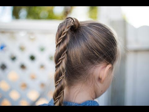 Youtube Hairstyles Cool Would You Wear This Hairstyle  Twist Wrap Ponytail  Cute Girls