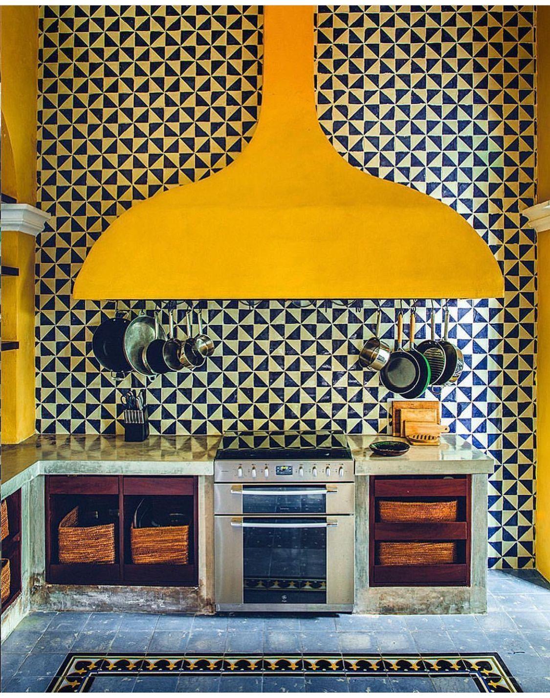 Cabana mag Covers by Dries Van Noten   Kitchen interior, Kitchen ...