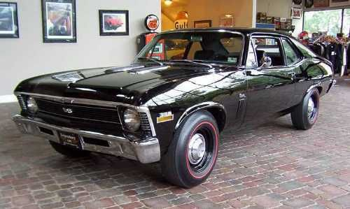 70 Nova Ss Ss In This Case Meaning Sick Swag Muscle Pinterest
