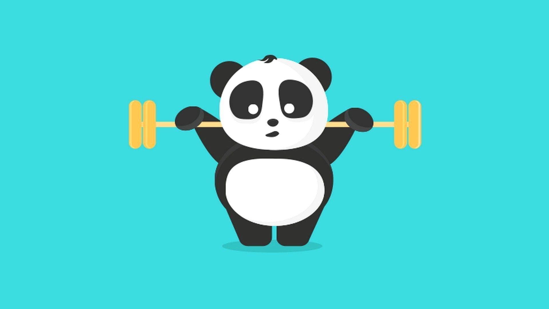 Animated Panda Wallpapers Top Free Animated Panda