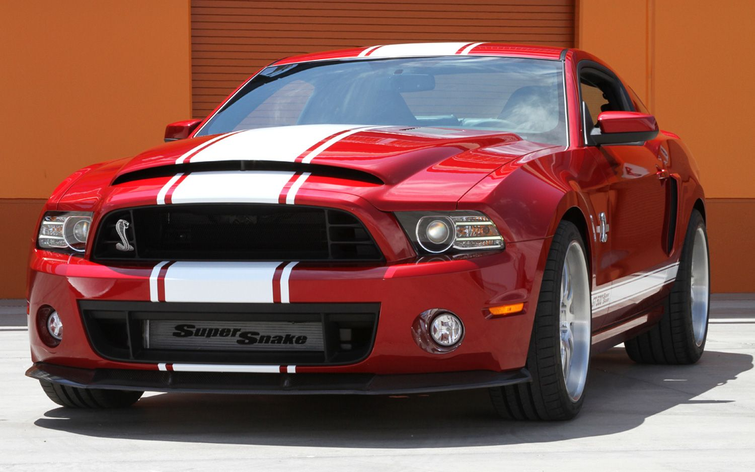 Shelby Mustang Gt500 2014