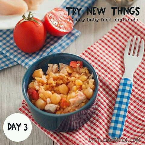 Baby food recipe challenge day 3 recipe chicken tomato and chickpea baby food recipe challenge day 3 recipe chicken tomato and chickpea puree ingredients 500g chicken thigh skinned and diced 4 tomatoes diced 2 cups of forumfinder Choice Image