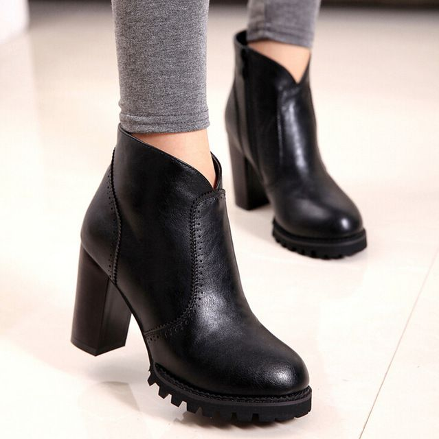 66f80148f7fc memory foam boots women s