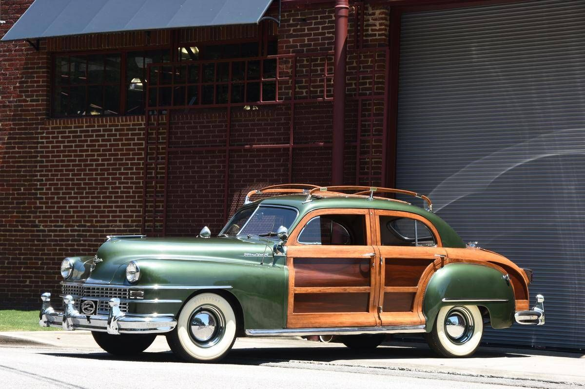 1948 Chrysler Town Country For Sale 1974172 Hemmings Motor News Chrysler Cars For Sale Country